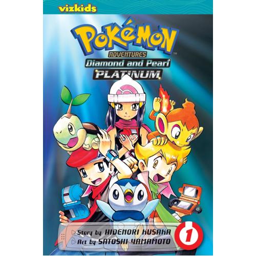 Pokemon Adventures: Diamond and Pearl/Platinum, Vol. 1 : 1