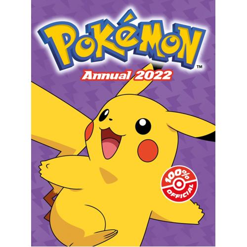 Pokemon Annual 2022