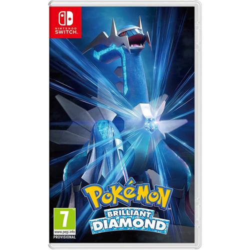 Pokemon Brilliant Diamond - Nintendo Switch