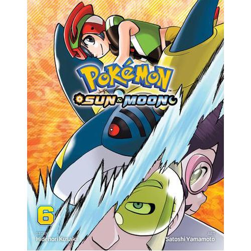 Pokemon: Sun & Moon, Vol. 6
