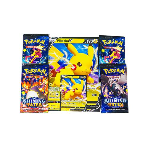 Pokemon TCG: Shining Fates Pikachu V Box