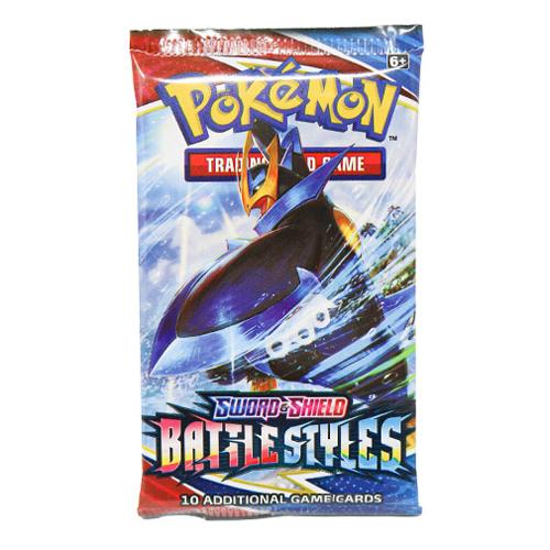 Pokemon TCG: Sword & Shield  Battle Styles Booster Pack