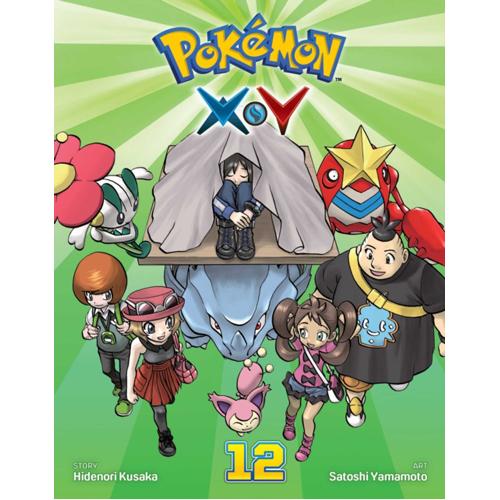 Pokemon X*Y, Vol. 12 : 12