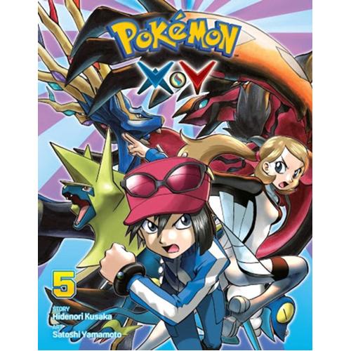 Pokemon X*Y, Vol. 5 : 5