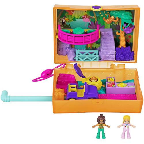 Polly Pocket World Polly & Shani Juice Box