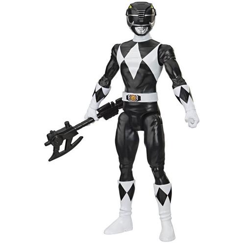 Power Rangers 12-inch Beast Morphers Black Ranger