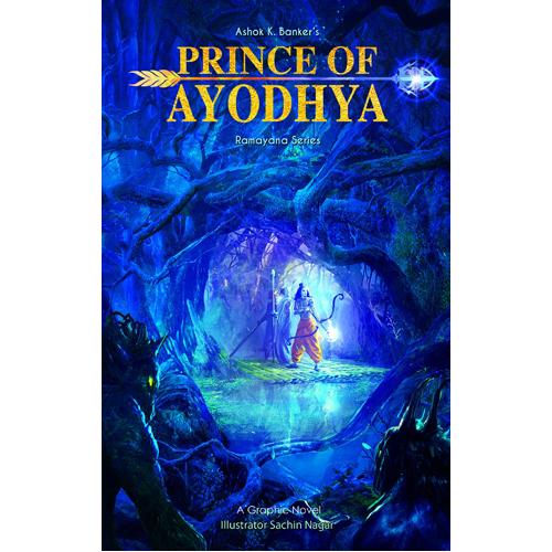 Ramayana, Vol. 1: Prince of Ayodhya (Paperback)