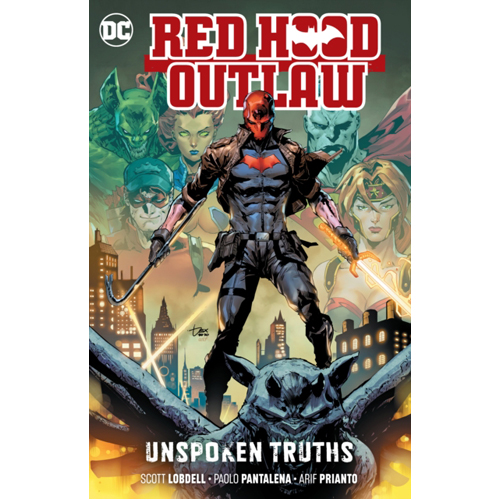 Red Hood: Outlaw Volume 4