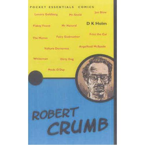 Robert Crumb (Paperback)