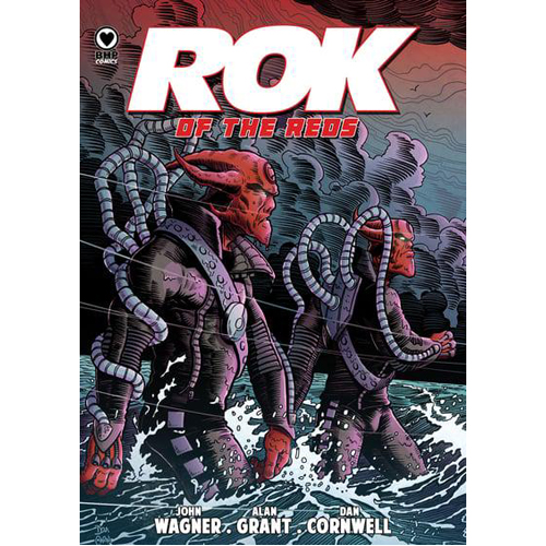 Rok of the Reds (Paperback)
