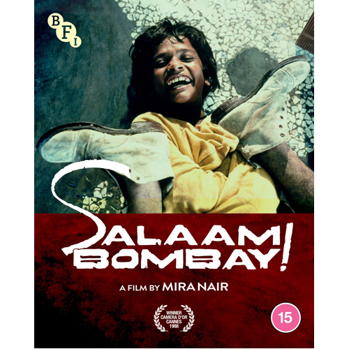 Salaam Bombay (With Booklet) - Blu-ray