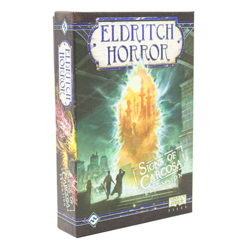 Signs of Carcosa: Eldritch Horror Exp