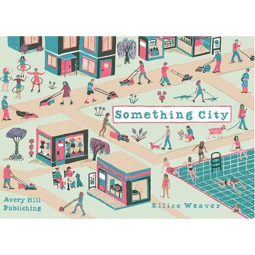 Something City (Paperback)