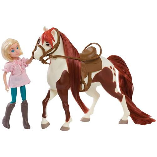 Spirit Abigail & Boomerang Horse