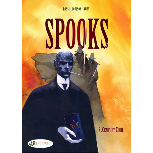 Spooks - Volume 2: Century Club (Paperback)