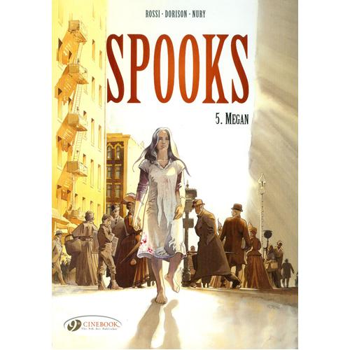 Spooks - Volume 5: Megan (Paperback)