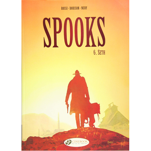 Spooks - Volume 6: Seth (Paperback)