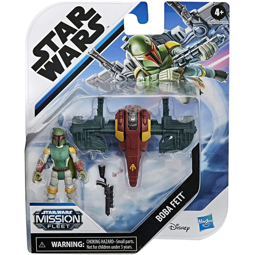 Star Wars: Mission Fleet - Micro Vehicle Boba Fett
