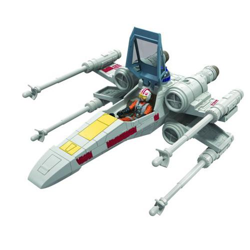 Star Wars Mission Fleet Stellar X-Wing Luke