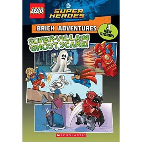 Super-Villain Ghost Scare! (LEGO DC Comics Super Heroes: Brick Adventures) : 2