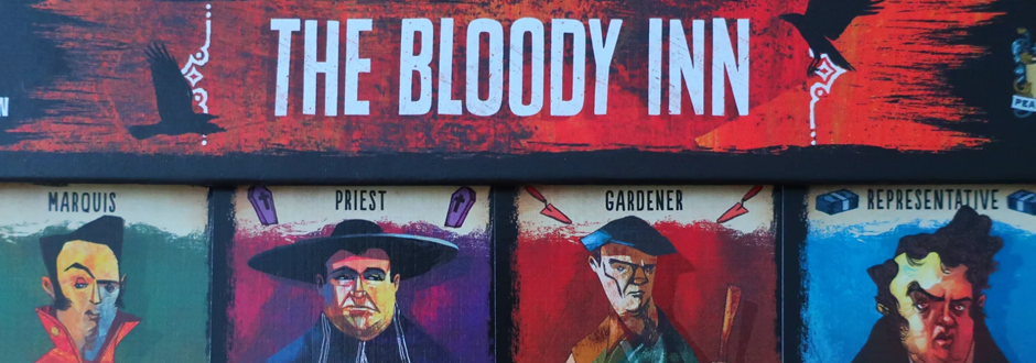 The Bloody Inn Banner