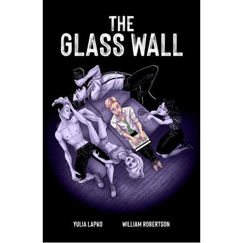 The Glass Wall (Paperback)