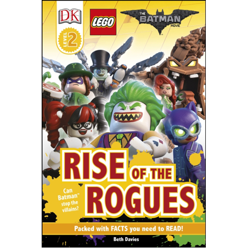 The LEGO BATMAN MOVIE Rise of the Rogues