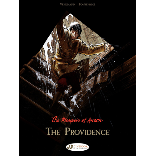 The Marquis of Anaon Vol. 3: The Providence (Paperback)