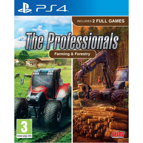The Professionals: Farming & Forestry - PS4