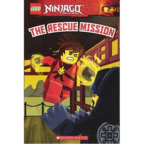 The Rescue Mission (LEGO Ninjago: Reader) : 11