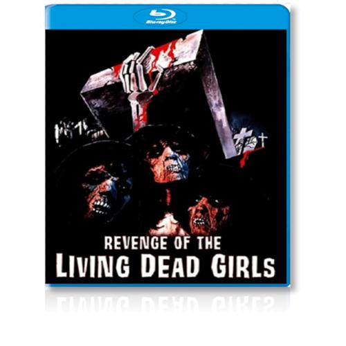 The Revenge of the Living Dead Girls - Blu-ray