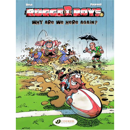 The Rugger Boys Vol.1: Why Are We Here Again? (Paperback)