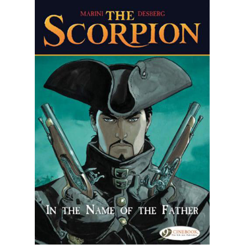 The Scorpion, Vol. 5: In the Name of the Father (Paperback)