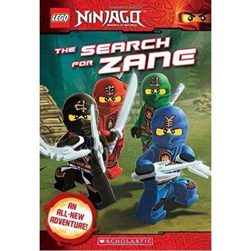 The Search for Zane (LEGO Ninjago: Chapter Book) : 7