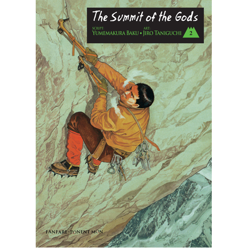 The Summit of the Gods, Vol. 2 (Paperback)