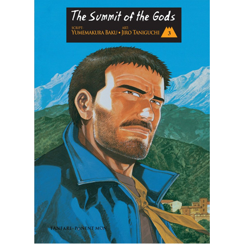The Summit of the Gods, Vol. 3 (Paperback)