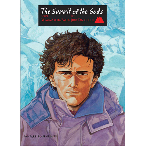 The Summit of the Gods, Vol. 4 (Paperback)