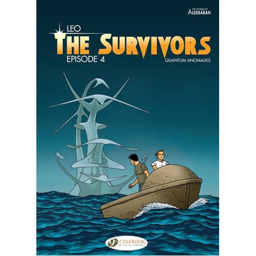 The Survivors Vol. 4: Episode 4 (Paperback)