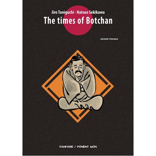 The Times of Botchan Vol.2 (Paperback)