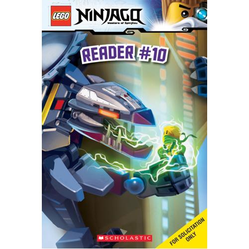 The Titanium Ninja (LEGO Ninjago: Reader)