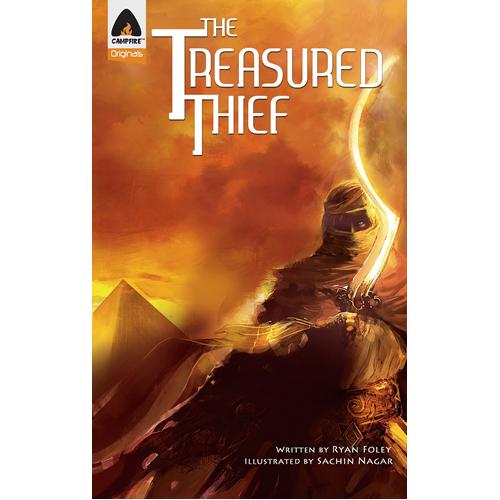 The Treasured Thief (Paperback)