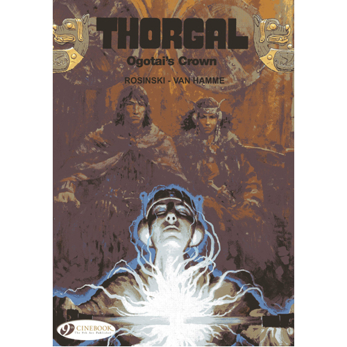 Thorgal Vol. 13: Ogotai's Crown (Paperback)