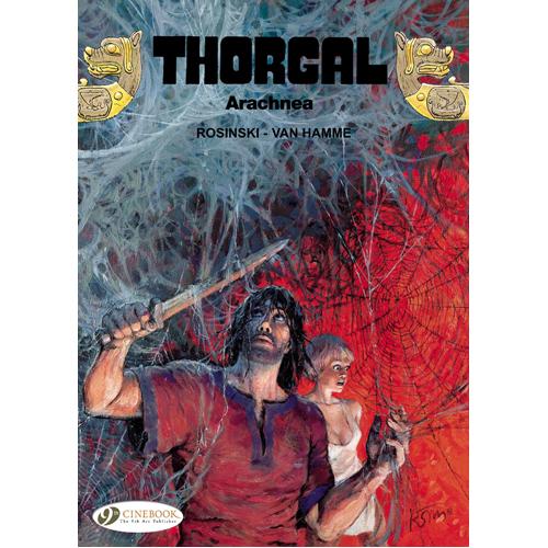 Thorgal Vol. 16: Arachnea (Paperback)