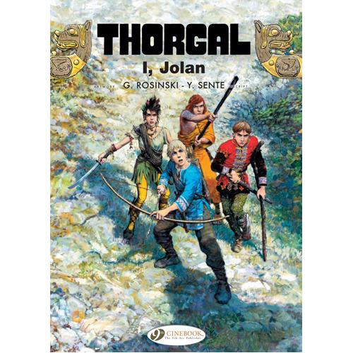Thorgal Vol. 22: I, Jolan (Paperback)
