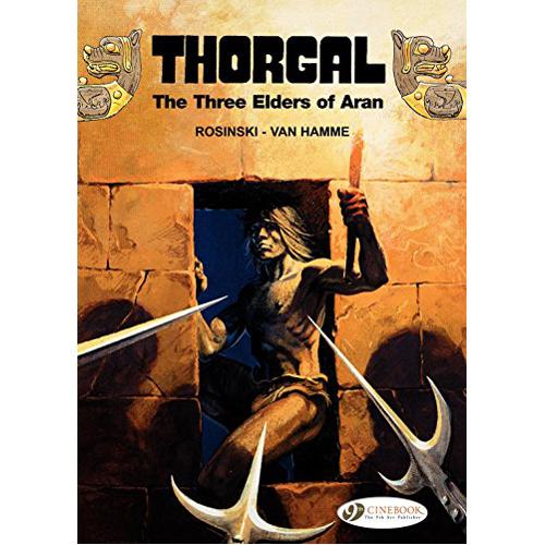 Thorgal Vol.2: The Three Elders of Aran (Paperback)