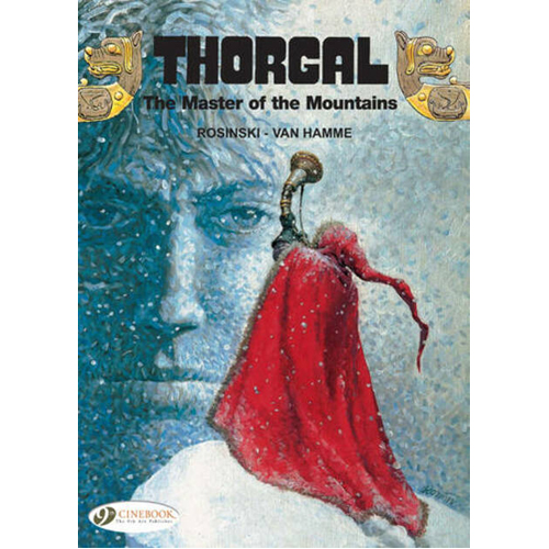 Thorgal Vol.7: The Master of the Mountains (Paperback)
