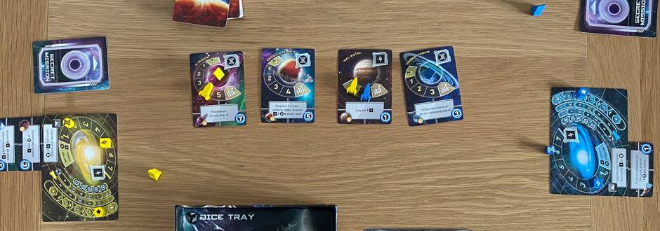 Tiny Epic Galaxy Components
