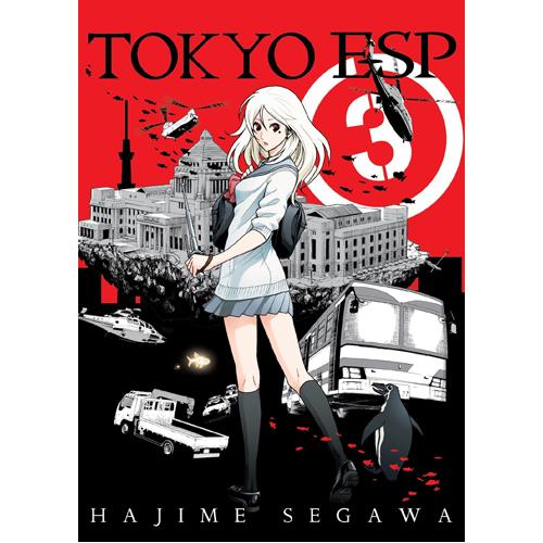 Tokyo ESP, Volume 3 (Paperback)