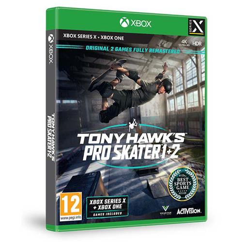Tony Hawk's Pro Skater 1+2 - Xbox One/Series X