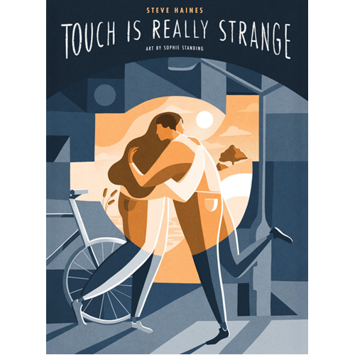 Touch is Really Strange